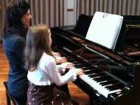 Why this Student of Adult Piano Lessons Wished for a Chinese Father but Became a Western Mother